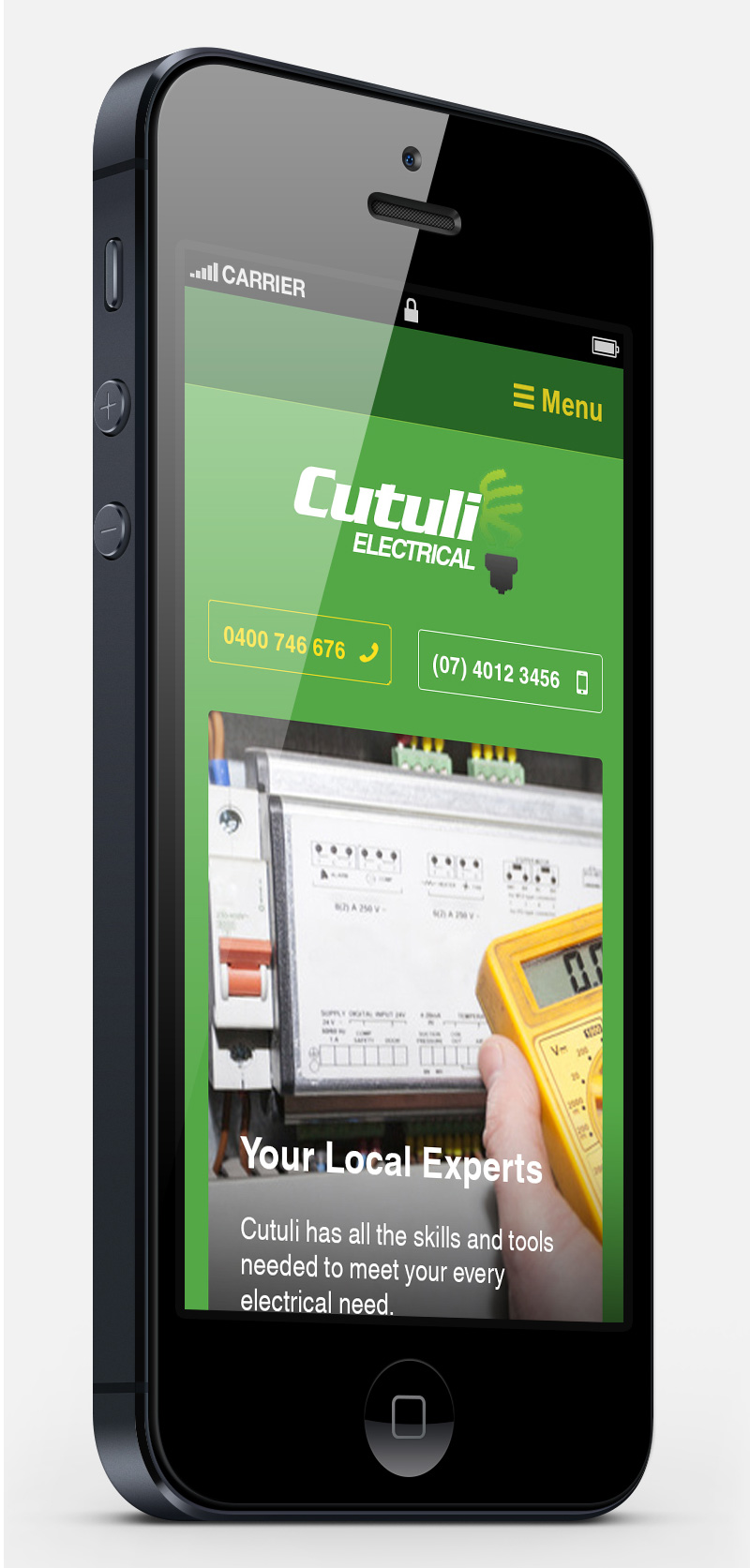 cutuli-electrical-phone